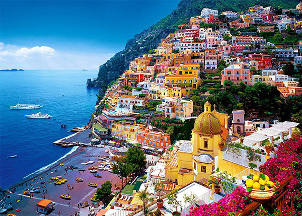 Naples-Amalfi-Coast Incoming Italy