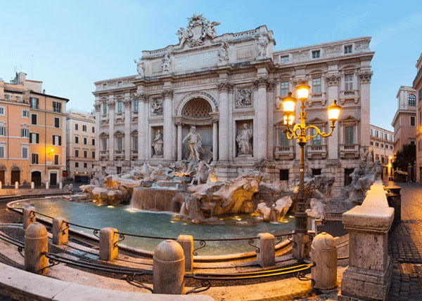 Rome Incoming Italy